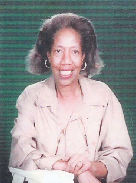 Leona Ford Washington Preserved Black History