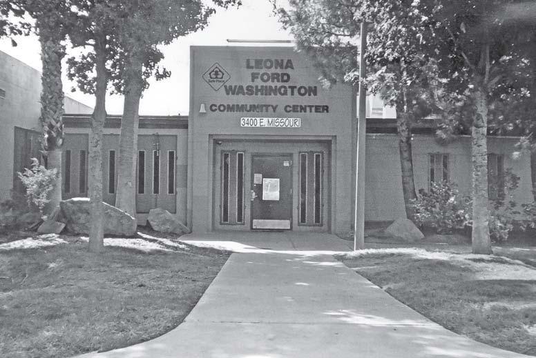 Leona Ford Washington Community Center