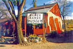 Black Range Museum, Hillsboro, New Mexico
