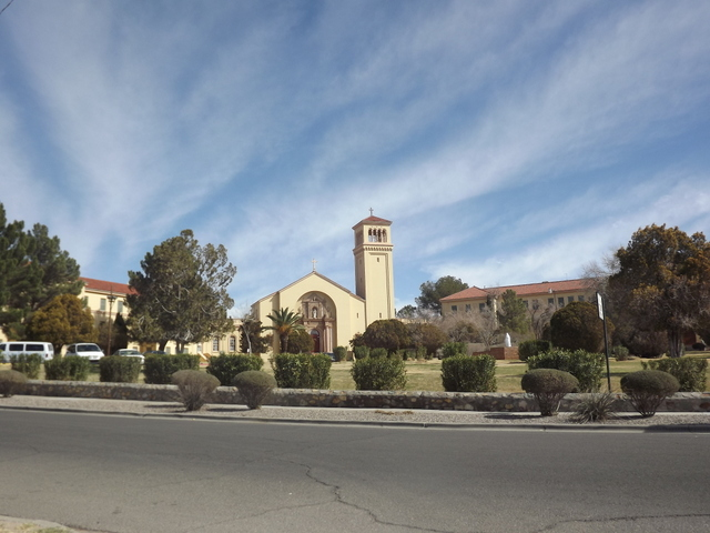 Loretto Academy, El Paso