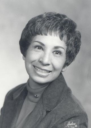 Rosa Guerrero, El Paso Folklorico Dance Icon