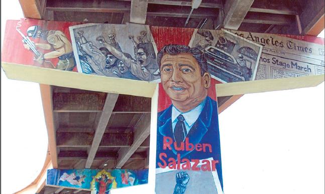 El Paso Salazar Murals