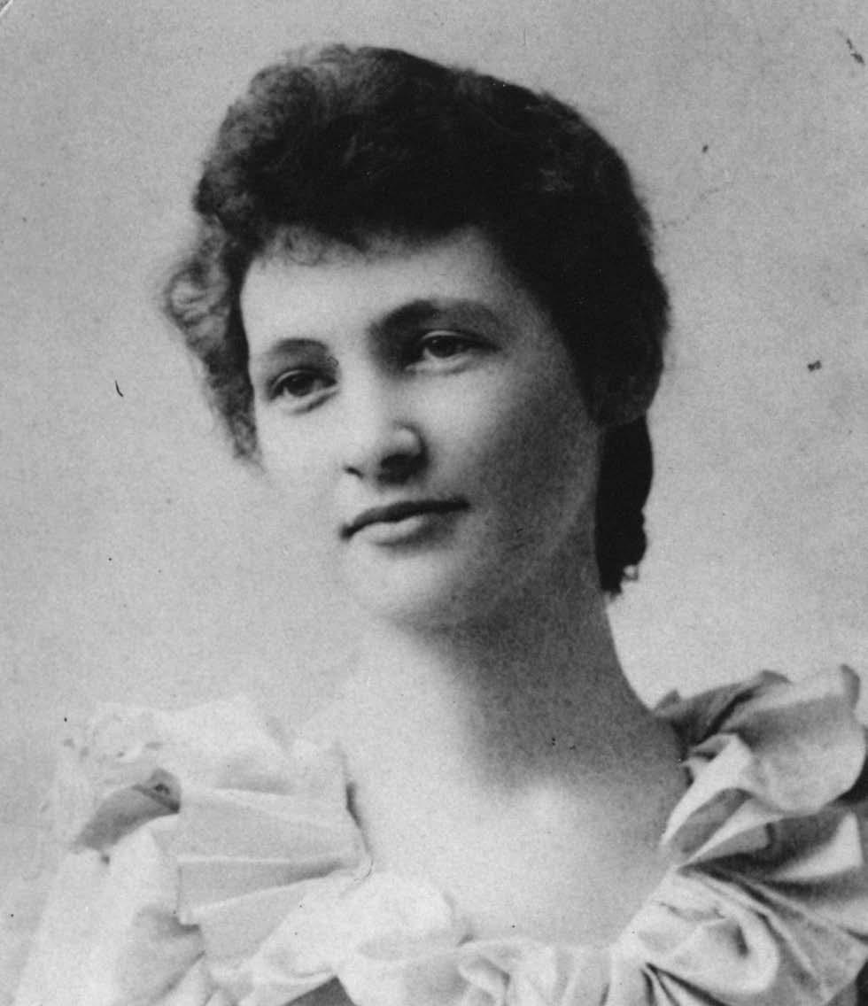Maud Sullivan Made El Paso Public Library a Cultural Center