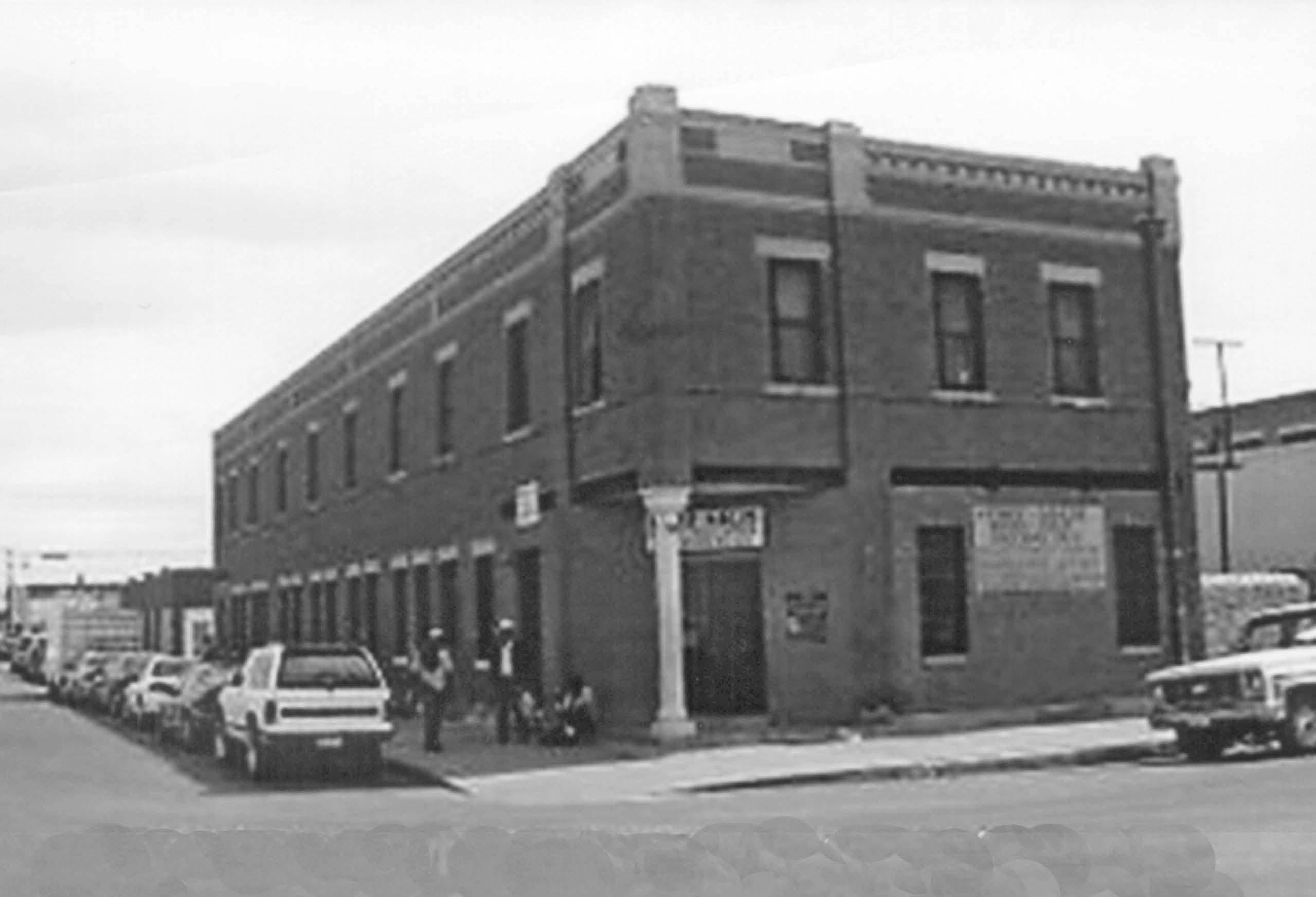 Teresa Urrea building