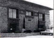 Holiday Hall at UTEP was a WPA project.