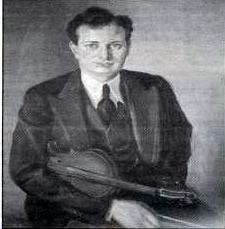 H. Arthur Brown, conductor of the El Paso Symphony Orchestra in the 1930s.