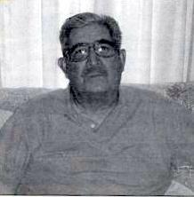 Ricardo Palacios, Jr. today: member of Co. E, 141st Infantry Regiment and former POW
