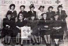 El Paso Red Cross 1943 War Fund Committee.