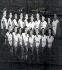 The 1997 Tejanas -- El Paso Community College's first women's fast-pitch softball team