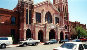 Sacred Heart Church, El Paso