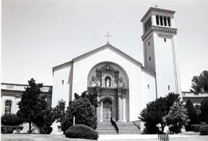 Loretto Academy chapel, El Paso