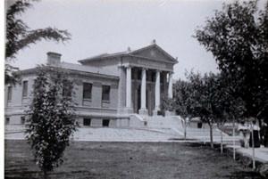 First El Paso Public Library, Carnegie building