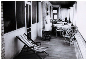 El Paso Sanatorium, 1920, tuberculosis retreat
