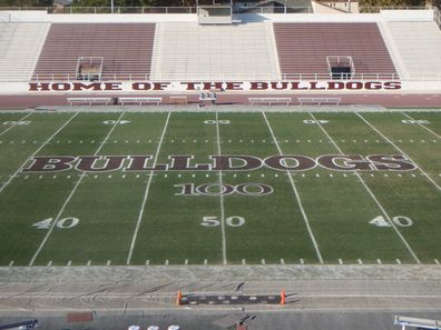 University of Redlands football stadium - Home of the Bulldogs