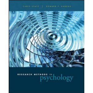 sample book cover - Psychology