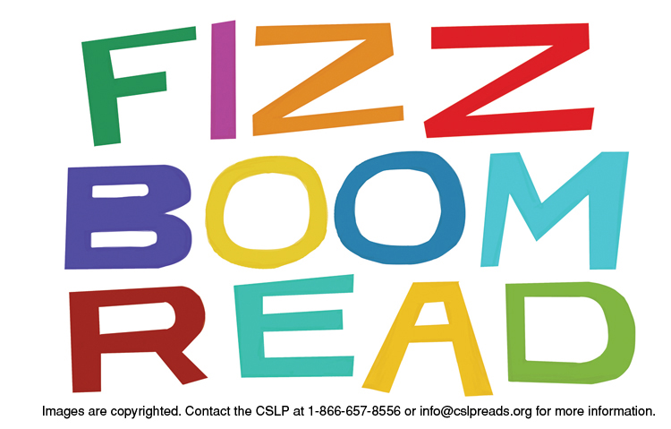FizzBoomRead image for Summer Reading Program 2014