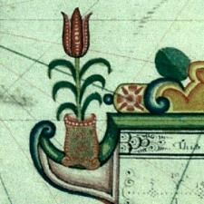 picture of decorative cartouche