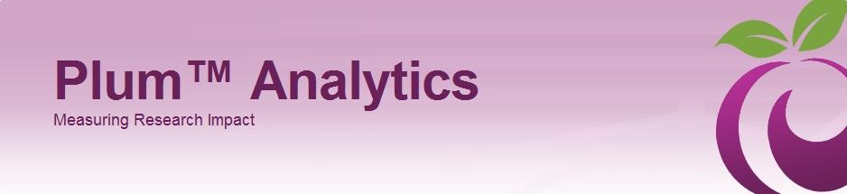 Plum Analytics