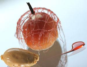 molecular gastronomy looks exquisite