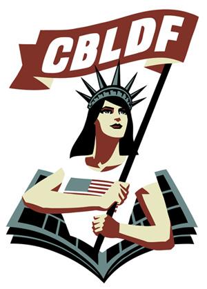 CBLDF logo