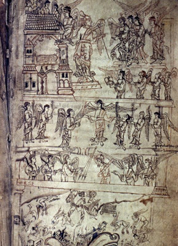 Caedmon manuscript