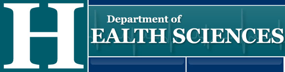Health Sciences Department logo