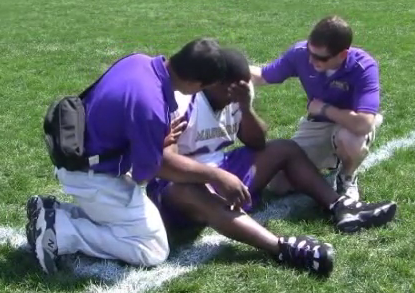 Athletic Trainer: Smooth Professional