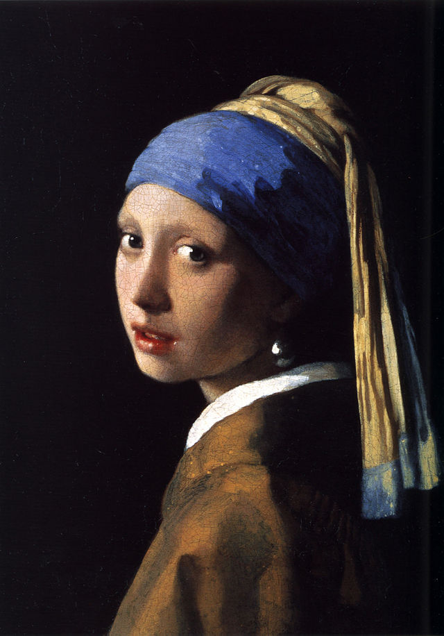 Vermeer The Girl With The Pearl Earring