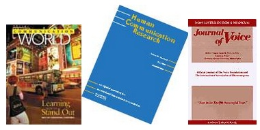 related journals and magazines