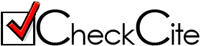 CheckCite Logo