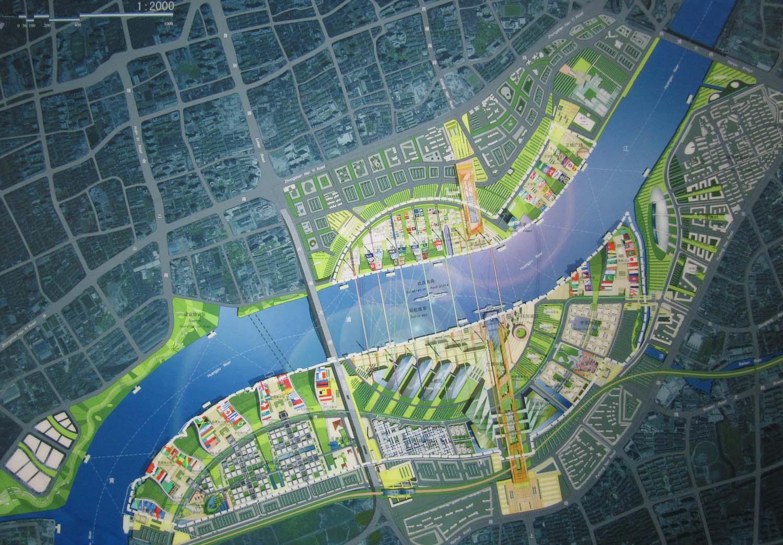 Shanghai Expo - Urban Planning Model 2009 (IvanWalsh.com)