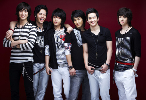the Korean band Supernova