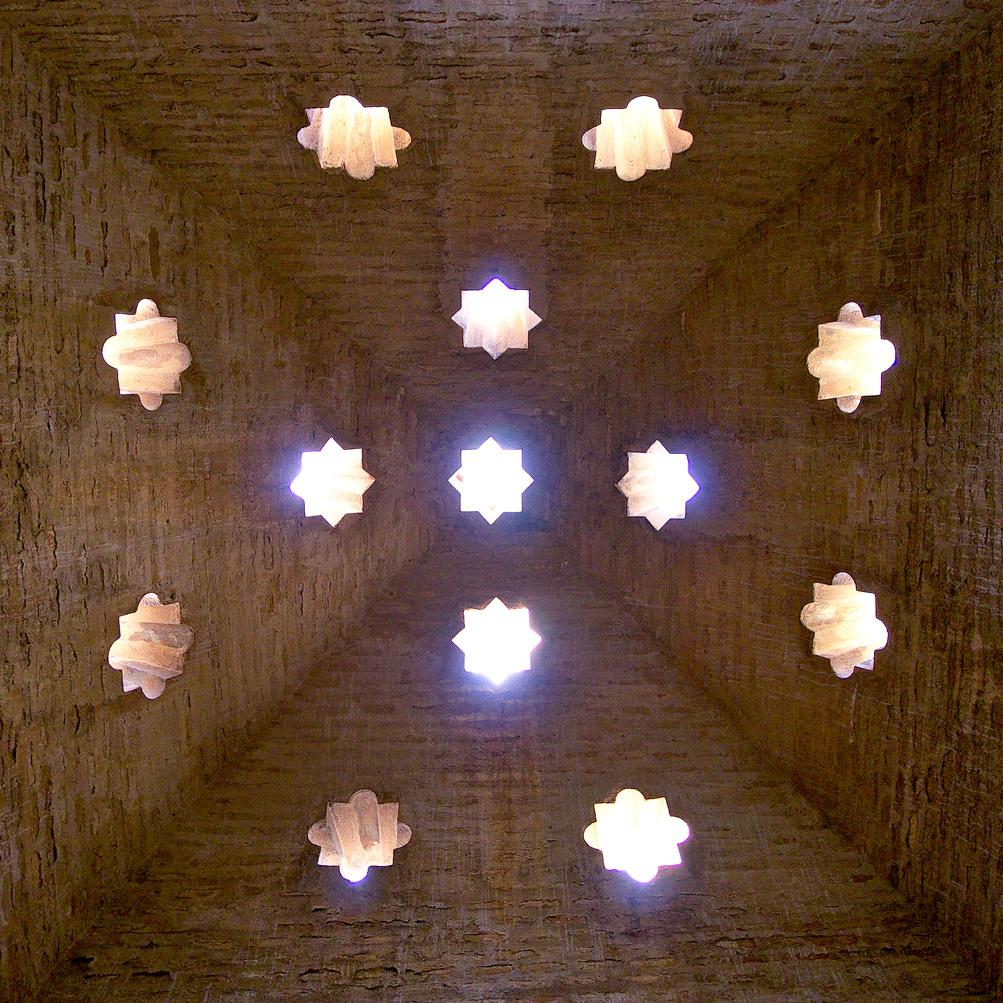 Alhambra Trece Estrellas, Marz Max, Flickr.