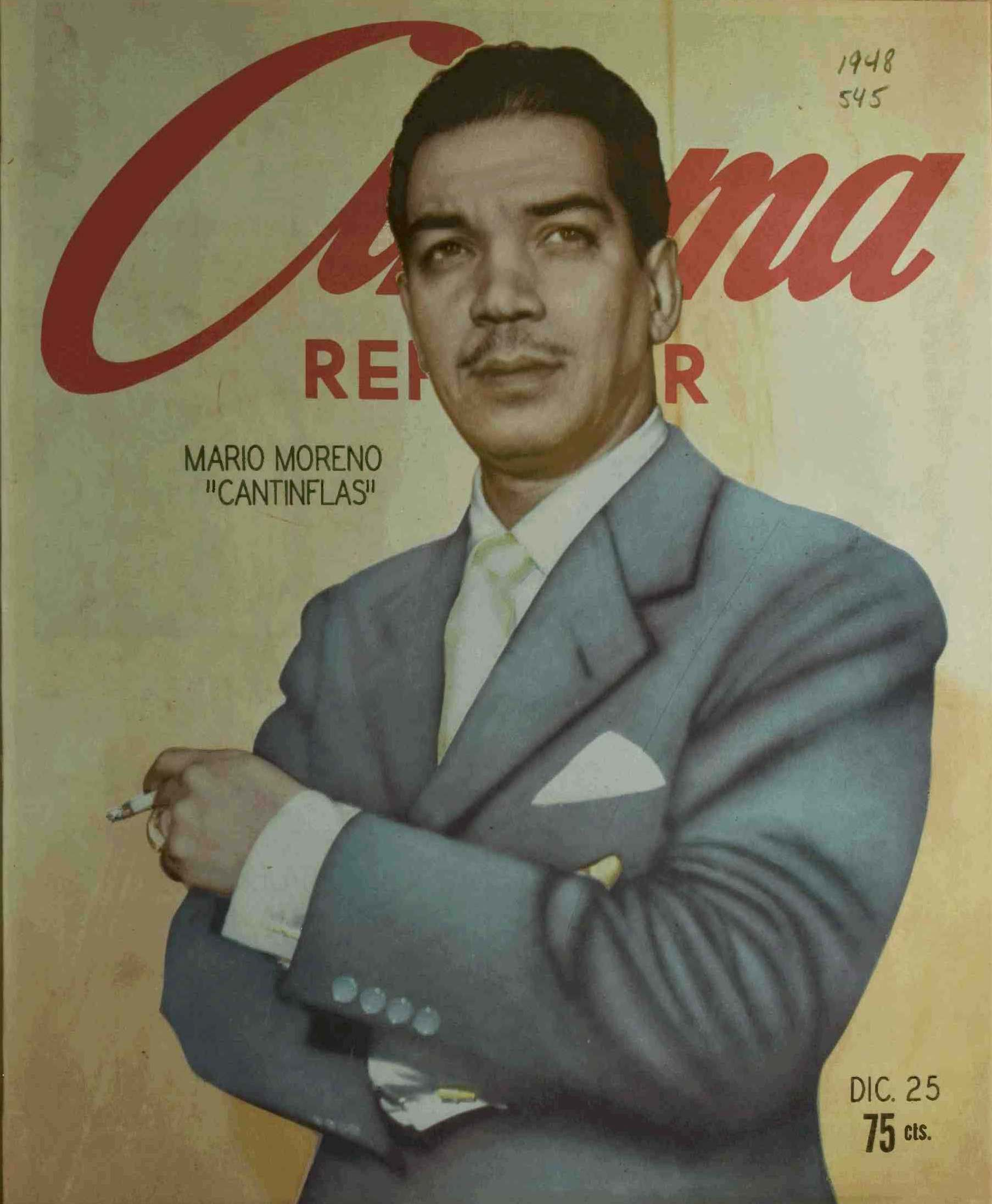 Cinema Reporter, 25 December 1948 (Brill Classic Mexican Cinema)