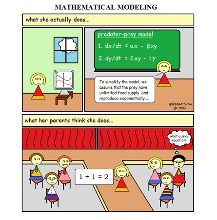 Math Cartoon