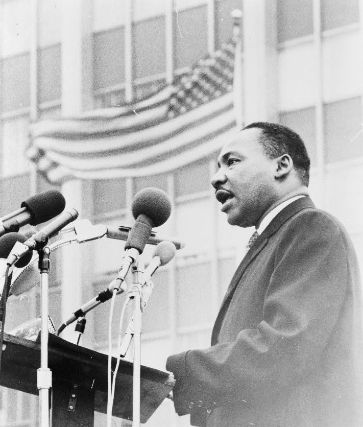 Image of Martin Luther King, Jr.