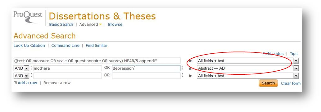 "image of dissertation search ""((test OR measure OR scale OR questionnaire OR survey) NEAR/5 appendi*)"