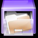 Set of folders