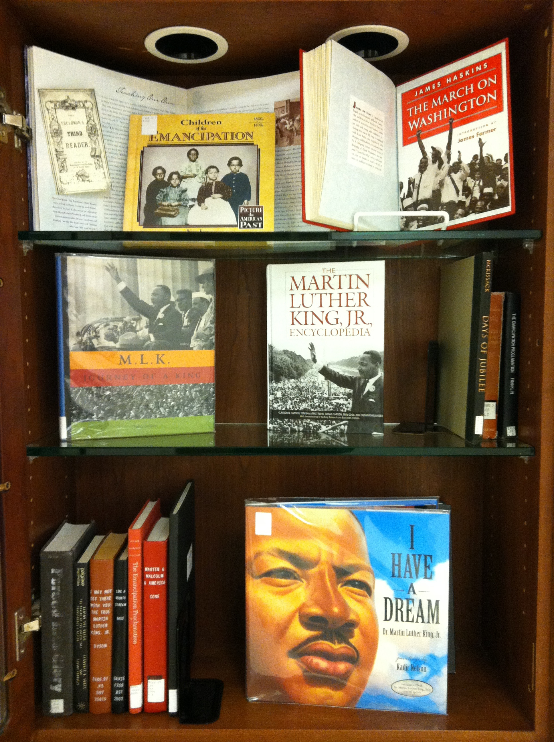 Black History Month @ Park Library