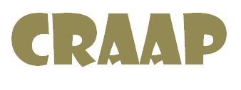 CRAAP test