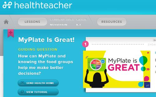 Health teacher Preview