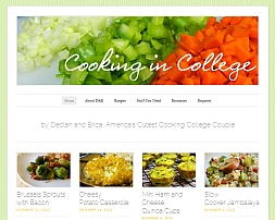 Cooking in College screenshot