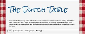 Nicole Holten's The Dutch Table