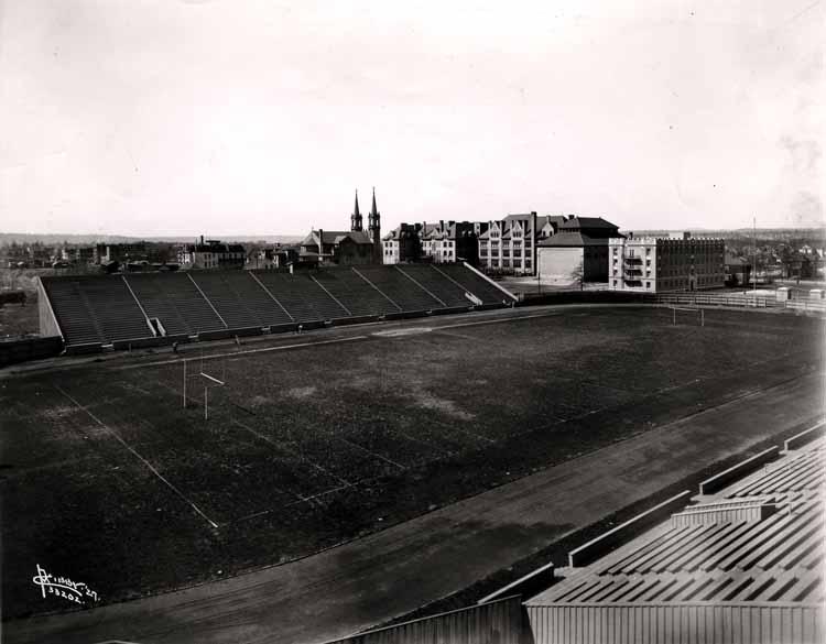 Item 18: Football Stadium, 1927
