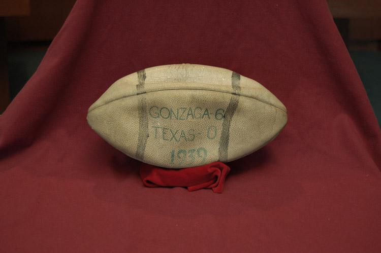 Item 21: Football, 1939
