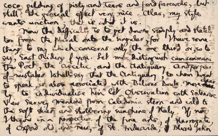 3/6 Autograph letter to Jesuit friends, 17 August 1882