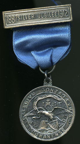 Item 78: Silver Jubilee Medal, 1912