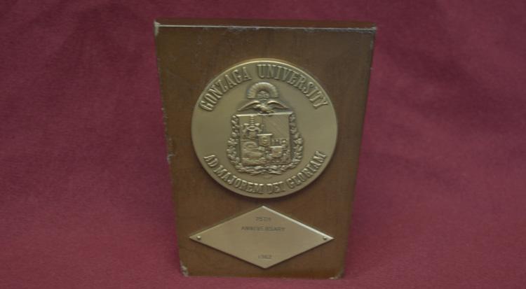 Item 82: 75th Anniversary Medal, 1962