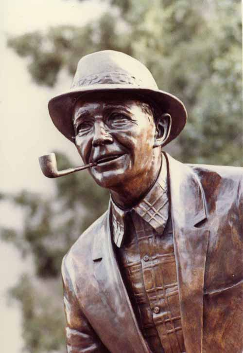 Item 87: Bing Crosby Statue, 1981