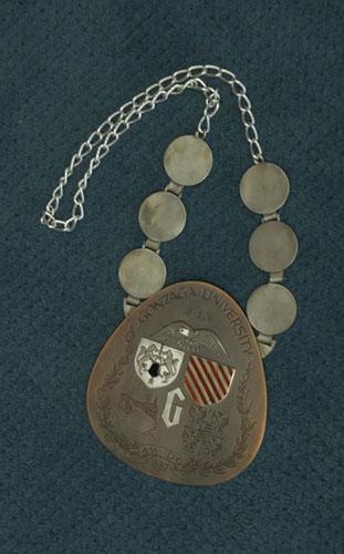 Item 92: Fr. Coughlin SJ Presidential Medallion, 1974